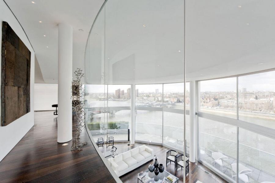 EXCEPTIONNEL PENTHOUSE 372M² COURBEVOIE (92)