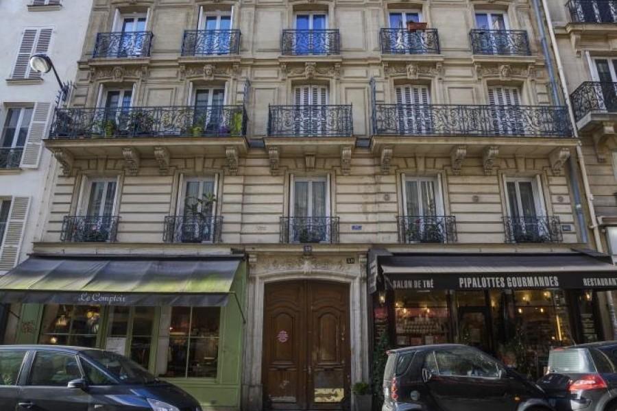 2 PIÈCES QUARTIER TRUDAINE PARIS 9eme (Métro Anvers)