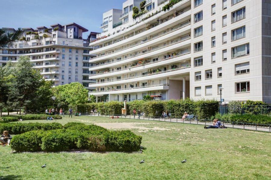 4 Pièces de 113m² avec Jardin privatif de 48m² «Faubourg de l'Arche» COURBEVOIE – LA DEFENSE