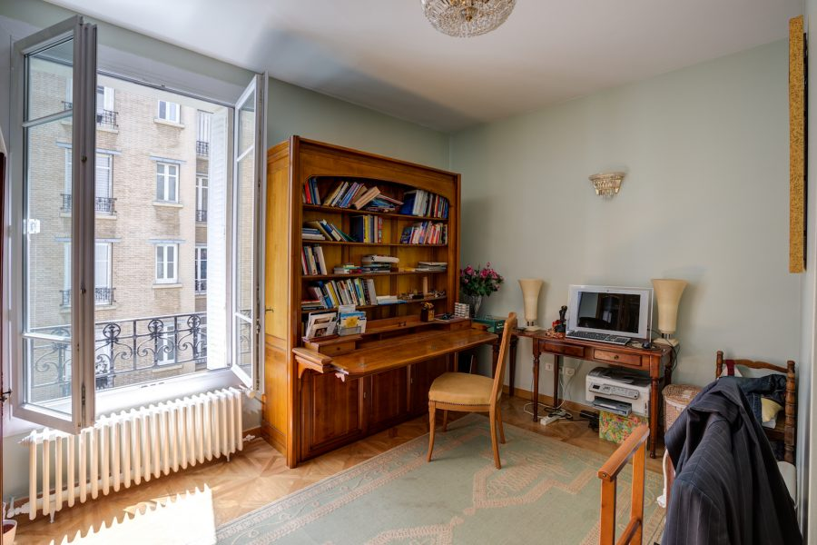 LA MUETTE Paris 16eme  appartement 4 pieces 90m2